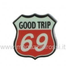 Adesivo Import Good Trip Route 69