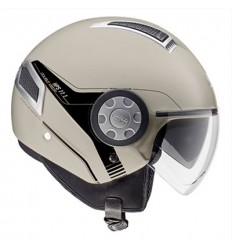 Casco Givi 11.1 Air Jet monocolore moka