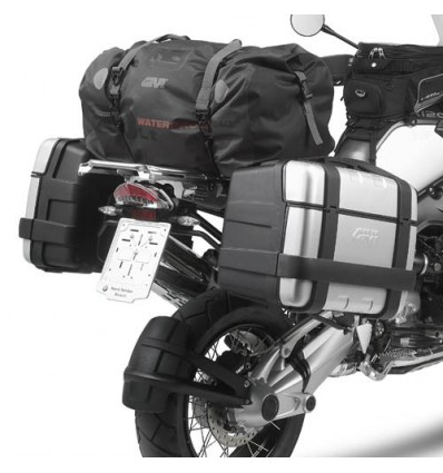 Portavaligie laterale Givi per BMW R1200 GS Adventure 06-13