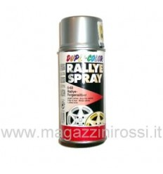 Vernice spray Dupli Color argento cerchioni