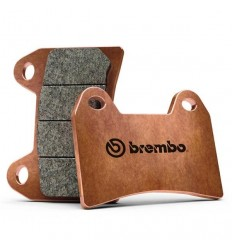 Pasticche freno Brembo XS Yamaha T-Max 500 04-11, Majesty 400 post.
