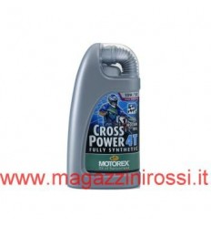 Olio 4T Motorex Cross Power 10W50
