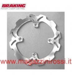 Disco freno Braking Wave HO49FID Honda SH 125/150, Dylan 125/150...