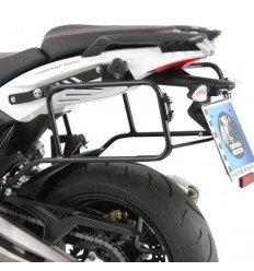 Coppia telai laterali Hepco & Becker Lock It per Aprilia Caponord 1200