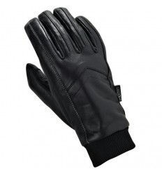 Guanti da moto Ixon Pro Cloud HP in pelle nera