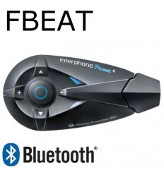 Interfono da casco Bluetooth Cellular Line FBEAT singolo