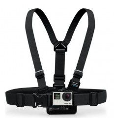 Kit di supporto a pettorina GoPro Chest Mount per minicamera Hero