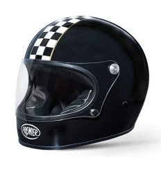 Casco Premier Trophy grafica CK Black