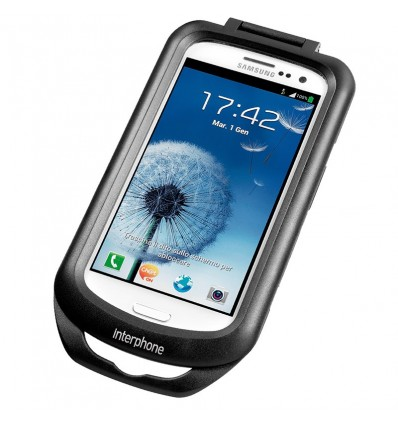 Custodia Cellular Line Pro Case da manubrio specifica per Samsung Galaxy S2 e S3