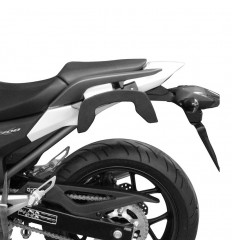 Telai laterali neri Hepco & Becker C-Bow system per Honda NC750S/DCT dal 2014