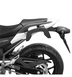 Telai laterali neri Hepco & Becker C-Bow system per Honda NC750X/DCT dal 2014