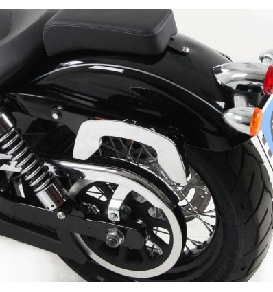 Telai laterali Hepco & Becker C-Bow system per Harley Davidson Wide Glide