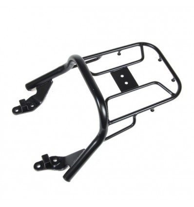 Portapacchi nero Hepco & Becker Rear Rack per Honda FT 500 82-85
