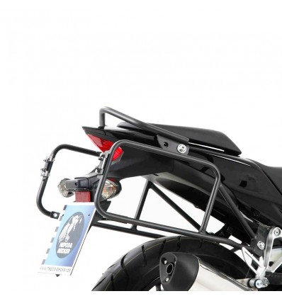 Coppia telai laterali antracite Hepco & Becker Lock It per Honda CB 500F dal 2013
