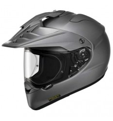 Casco Shoei enduro Hornet ADV monocolore antracite opaco