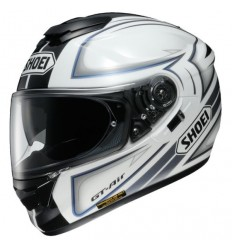 Casco Shoei GT Air Expanse TC6 nero, bianco e blu