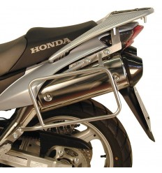 Coppia telai laterali neri Hepco & Becker Lock It per Honda XL 1000V Varadero 07-11