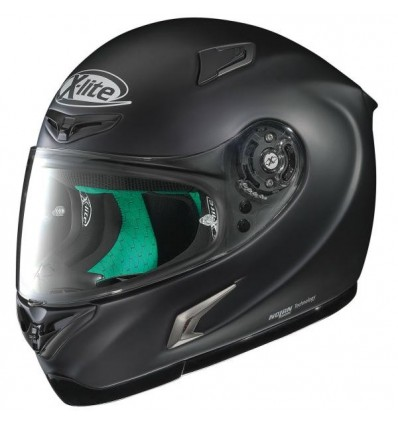 Casco X-Lite X802RR Start monocolore nero opaco