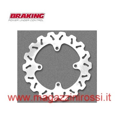 Disco freno Braking Wave HO50FID Honda Pantheon, Foresight, Forza...