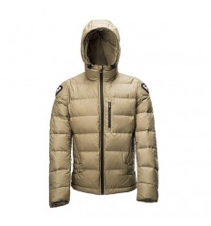 Piumino da moto Blauer Easy Winter Man beige