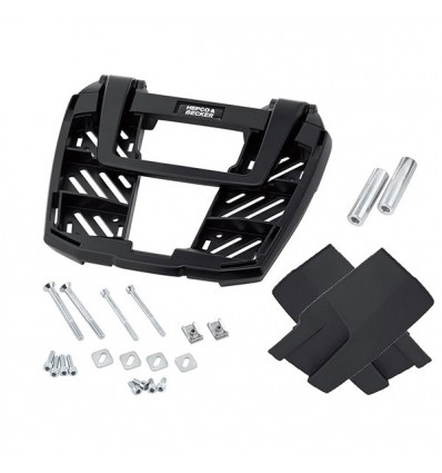 Portapacchi nero Hepco & Becker Easy Rack per Yamaha T-MAX 5ABS dal 2012
