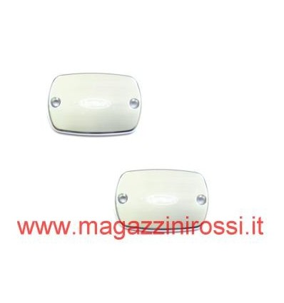 Coperchi pompa freno Lightech Yamaha T-Max 500 01-11 neutro
