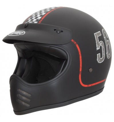 Casco Premier MX FL9 multicolore