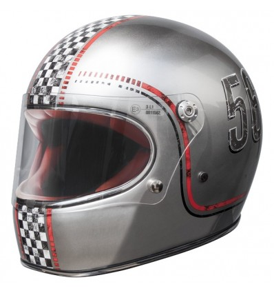 Casco Premier Trophy grafica FL Chromed