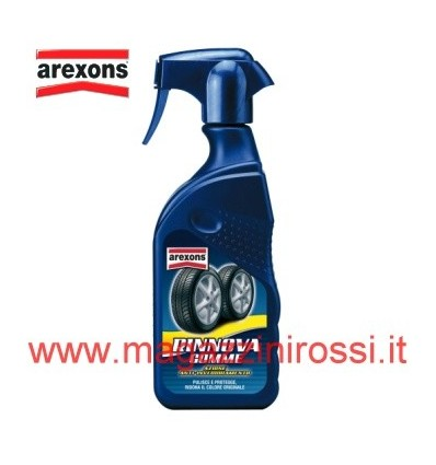 Pulitore per pneumatici Arexons Rinnova Gomme 400ml