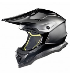 Casco off-road Nolan N53 Fade silver
