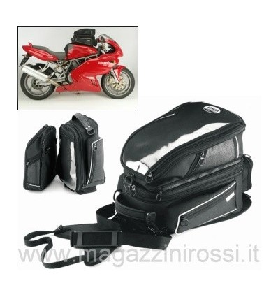 Borsa serbatoio Famsa SBK Big 26/34 Lt Soft Fix
