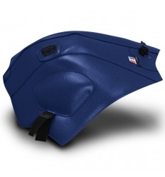 Copriserbatoio Bagster per BMW F650GS 00-07 in similpelle blu scuro