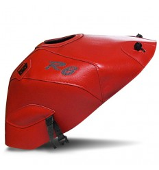 Copriserbatoio Bagster per Yamaha YZF R6 03-05 in similpelle rosso