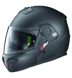 Casco Grex G9.1 Evolve apribile Kinetic nero opaco
