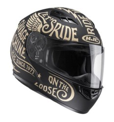 Casco integrale HJC CS-15 Rebel nero