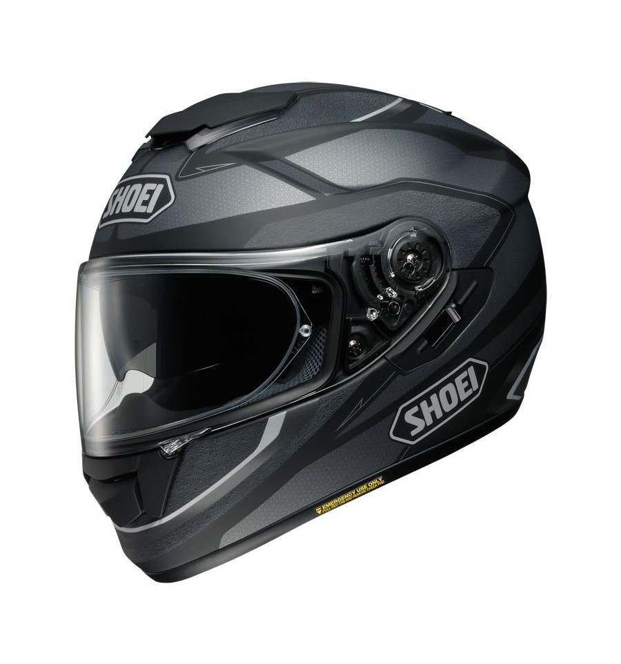 casco shoei gt air swayer tc5 nero magazzini rossi. Black Bedroom Furniture Sets. Home Design Ideas