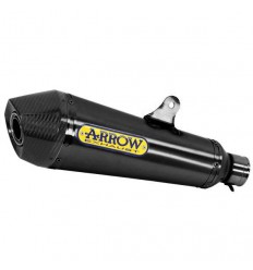 Terminale Arrow X-Kone Nichrom Dark per BMW R-Nine T