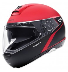 Casco apribile Schuberth C4 grafica Spark Red