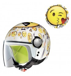 Casco da bambino Grex G1 grafica Fancy19 Blow a Kiss