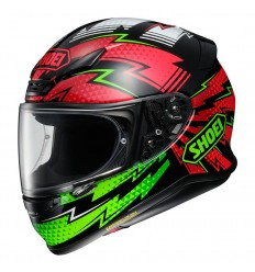 Casco Shoei NXR grafica Variable TC4 multicolore