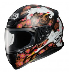Casco Shoei NXR grafica Transcend TC10 multicolore