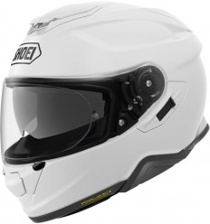 Casco Shoei GT Air 2 monocolore bianco lucido