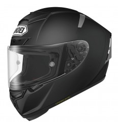 Casco integrale Shoei X-Spirit 3 monocolore nero opaco