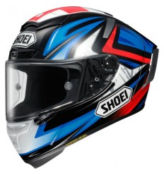 Casco integrale Shoei X-Spirit 3 grafica BRADLEY3 TC-1