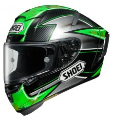 Casco integrale Shoei X-Spirit 3 grafica LAVERTY TC-4
