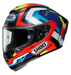 Casco integrale Shoei X-Spirit 3 grafica BRINK TC-1
