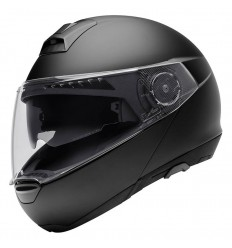 Casco apribile Schuberth C4 Basic monocolore Matt Black