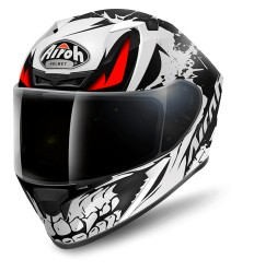 Casco integrale Airoh Valor grafica Bone Matt