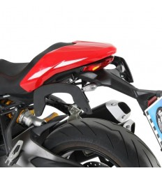 Telai laterali Hepco & Becker C-Bow system per Ducati Monster 1200/S dal 2017
