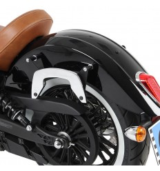 Telai laterali cromati Hepco & Becker C-Bow system per Indian Scout/Sixty dal 2015